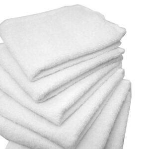 WashCloth White 13x13